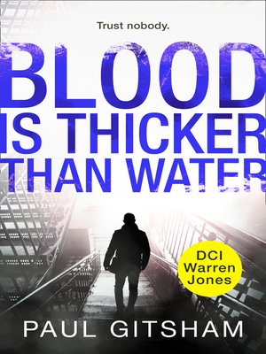 cover image of Blood Is Thicker Than Water