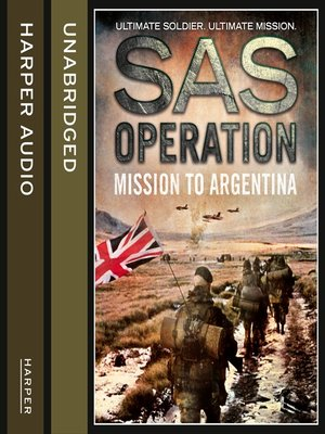 cover image of Mission to Argentina
