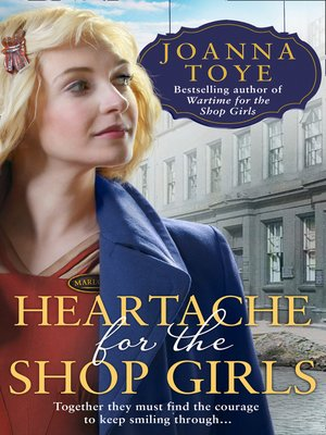 cover image of Heartache for the Shop Girls