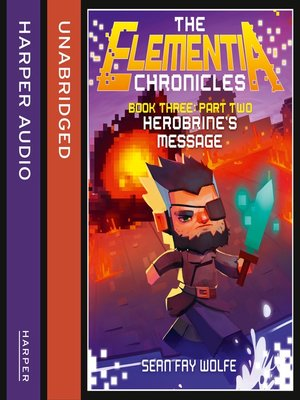 cover image of Herobrine's Message