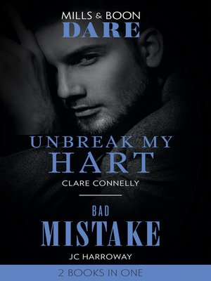 cover image of Unbreak My Hart / Bad Mistake