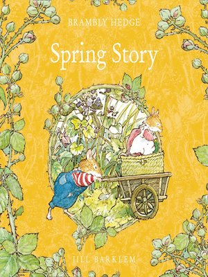 cover image of Spring Story (Brambly Hedge)