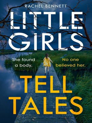 cover image of Little Girls Tell Tales