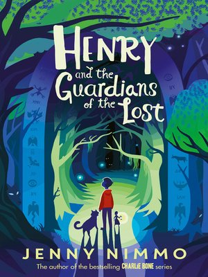 cover image of Henry and the Guardians of the Lost