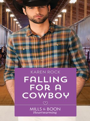 cover image of Falling For a Cowboy