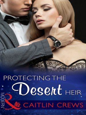 cover image of Protecting the Desert Heir