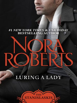 cover image of Luring a Lady