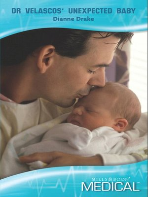 cover image of Dr Velascos' Unexpected Baby