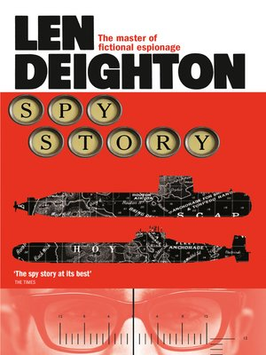 cover image of Spy Story