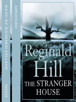 cover image of The Stranger House
