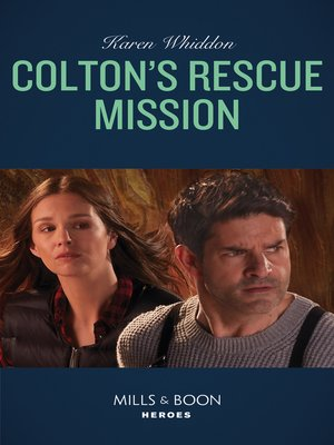 cover image of Colton's Rescue Mission