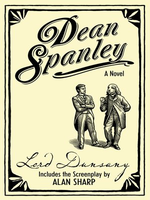 cover image of Dean Spanley