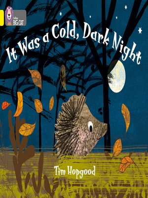 cover image of It Was a Cold Dark Night