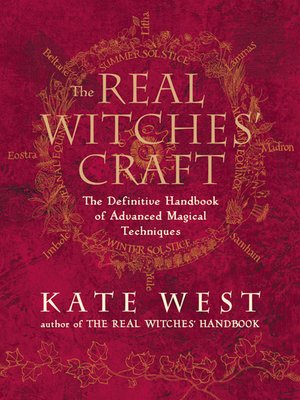 cover image of The Real Witches' Craft