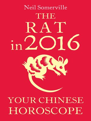 cover image of The Rat in 2016