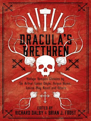 cover image of Dracula's Brethren