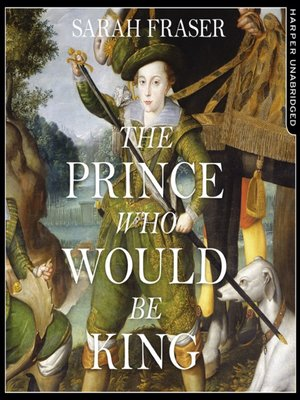 cover image of The Prince Who Would Be King