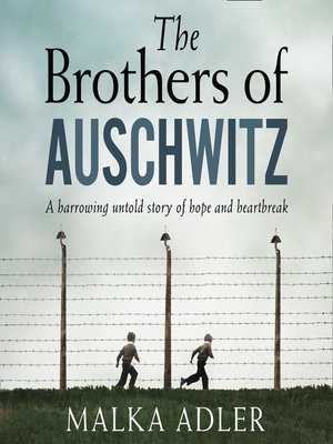 cover image of The Brothers of Auschwitz