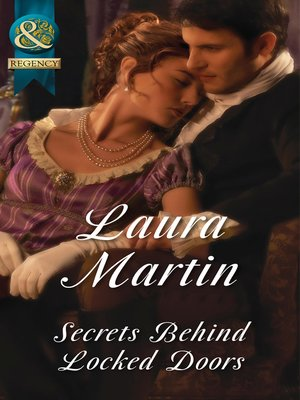 cover image of Secrets Behind Locked Doors