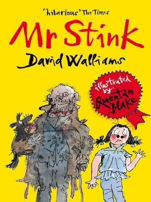 cover image of Mr Stink