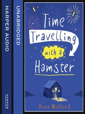 cover image of Time Travelling with a Hamster