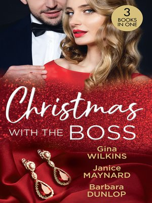 cover image of Christmas With the Boss