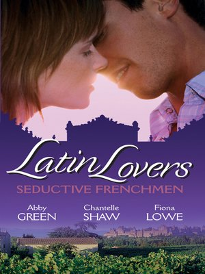 cover image of Seductive Frenchman