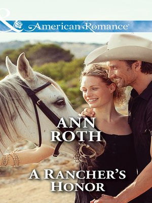 cover image of A Rancher's Honor