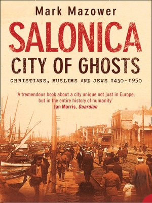 cover image of Salonica, City of Ghosts
