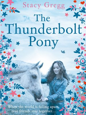 cover image of The Thunderbolt Pony
