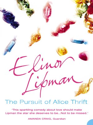 cover image of The Pursuit of Alice Thrift
