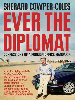 cover image of Ever the Diplomat