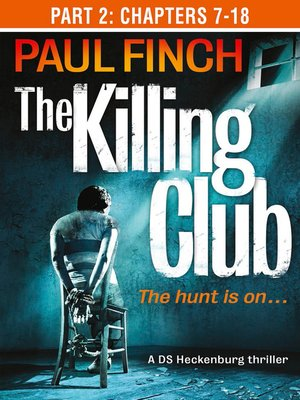 cover image of The Killing Club, Part 2