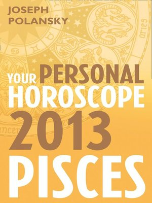 cover image of Pisces 2013