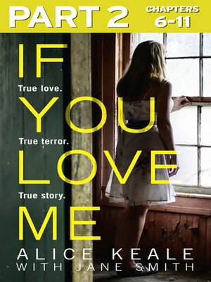 cover image of If You Love Me, Part 2 of 3