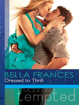 cover image of Dressed to Thrill