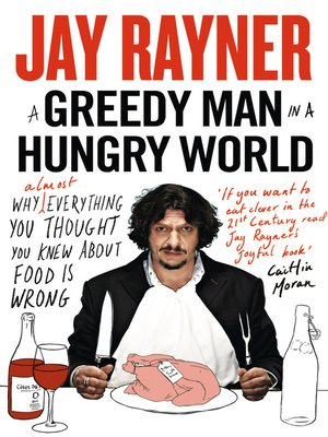 cover image of A Greedy Man in a Hungry World