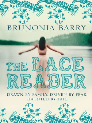 cover image of The Lace Reader