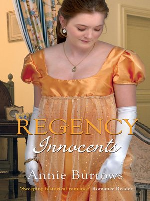 cover image of Regency Innocents