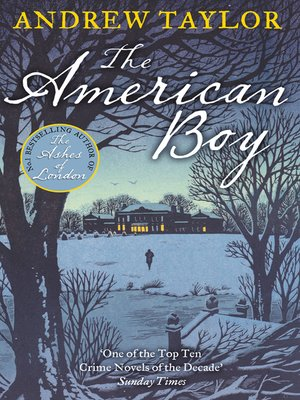 cover image of The American Boy