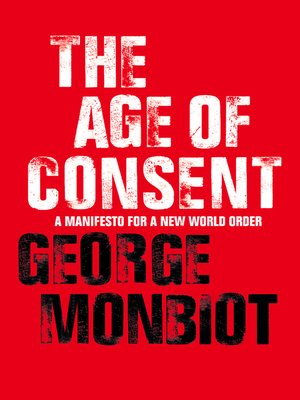 cover image of The Age of Consent