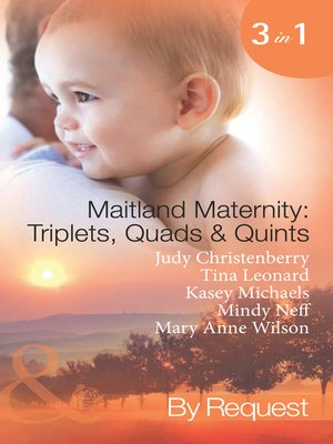 cover image of Maitland Maternity: Triplets, Quads & Quints
