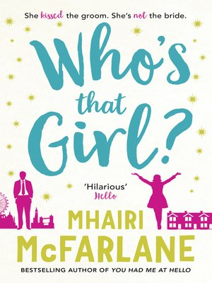cover image of Who's That Girl?