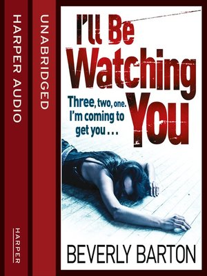 cover image of I'll Be Watching You