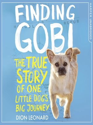 cover image of Finding Gobi (Younger Readers edition)
