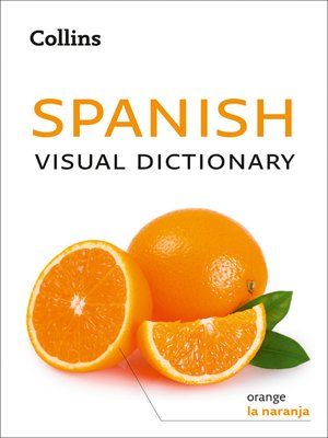 cover image of Spanish Visual Dictionary