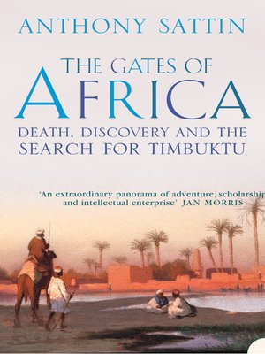 cover image of The Gates of Africa