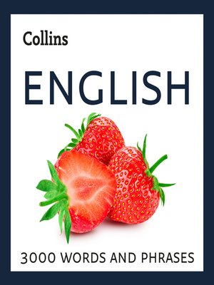 cover image of Learn English