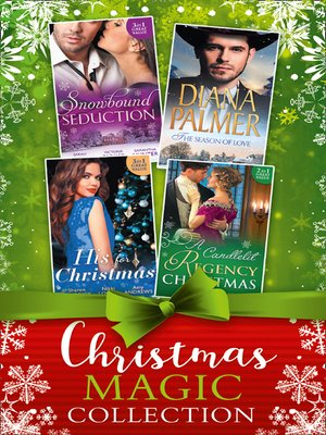 cover image of Mills & Boon Christmas Magic Collection