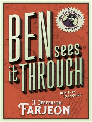 cover image of Ben Sees It Through